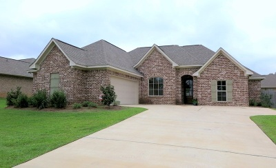 Canton Single Family Home For Sale: 213 Cooper Ln
