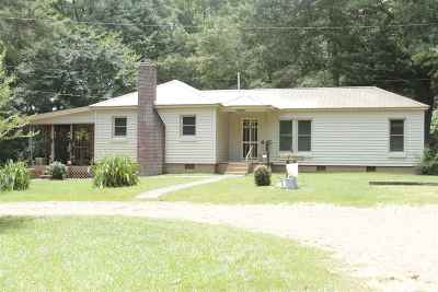 Rankin County Single Family Home For Sale: 124 Pine Circle Rd