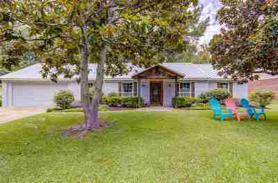 Clinton Single Family Home Contingent/Pending: 1407 Beverly Dr