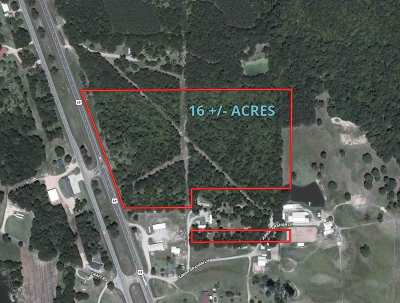 Covington County Residential Lots & Land For Sale: Hwy 49 N. Hwy