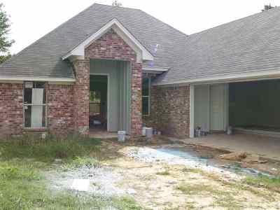 Canton Single Family Home For Sale: 107 Moss Creek Cv