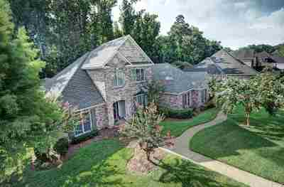 Madison Single Family Home For Sale: 220 Hickory Glen