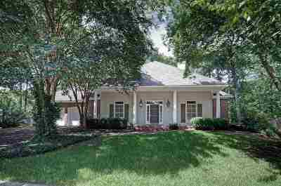 Ridgeland Single Family Home For Sale: 312 Maplewood Pl