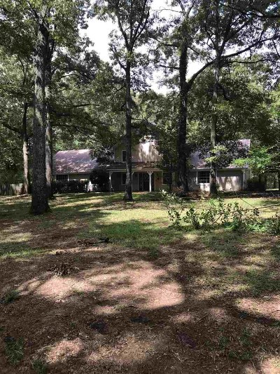 Madison Single Family Home For Sale: 589 N Old Canton Rd