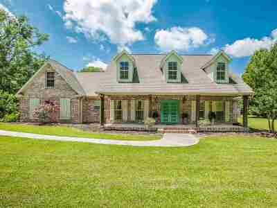 Madison County Single Family Home For Sale: 263 Crawford Rd