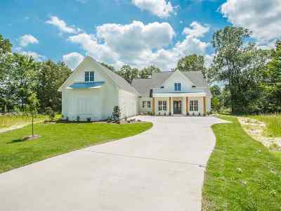 Madison Single Family Home For Sale: 106 First Colony Blvd
