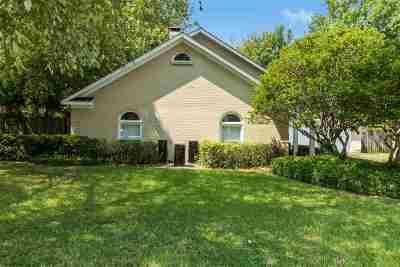 Jackson Single Family Home Contingent/Pending: 5853 Kristen Dr
