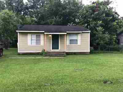 Pearl Single Family Home For Sale: 210 Lake Dr