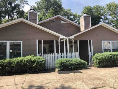 Jackson Multi Family Home For Sale: 1208 E Fortification St