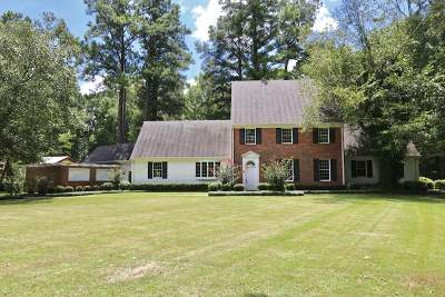 Rankin County Single Family Home For Sale: 1924 Cooper Rd