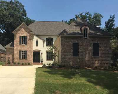 Jackson Single Family Home For Sale: 4240 S Brussels Dr