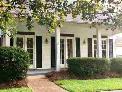 Madison Single Family Home For Sale: 209 Glenwood Dr