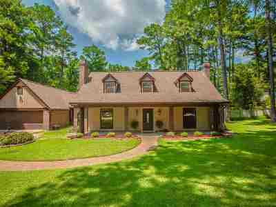 Hinds County Single Family Home For Sale: 606 Trailwood Dr