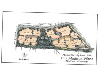 Madison Residential Lots & Land For Sale: lot 2 One Madison Plaza