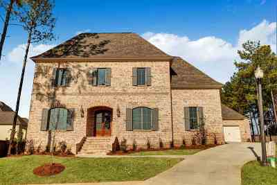 Madison Single Family Home For Sale: 303 Edgewood Cir