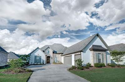 Flowood Single Family Home For Sale: 140 Latter Rayne Dr