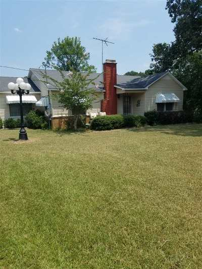 Simpson County Single Family Home For Sale: 1458 Mount Zion Road