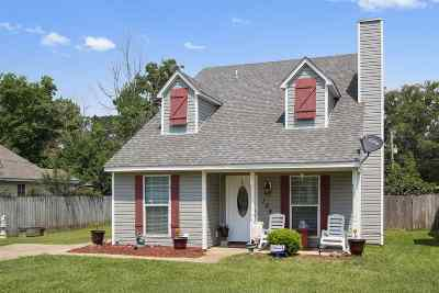 Pearl Single Family Home For Sale: 105 Harle Cir