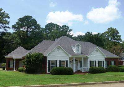 Rankin County Single Family Home For Sale: 117 Fawnwood Dr