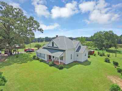 Mize Single Family Home For Sale: 567 Scr 51