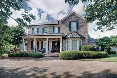 Ridgeland Single Family Home For Sale: 111 Carlton Blvd