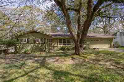 Hinds County Single Family Home For Sale: 4442 Hickory Ridge Rd