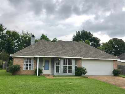Byram Single Family Home Contingent/Pending: 2236 Meagan Dr