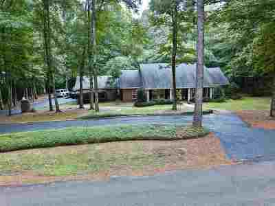 Rankin County Single Family Home Contingent/Pending: 117 Evergreen Dr