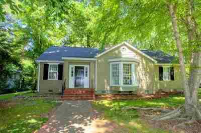 Jackson Single Family Home For Sale: 3535 Cowan Pl