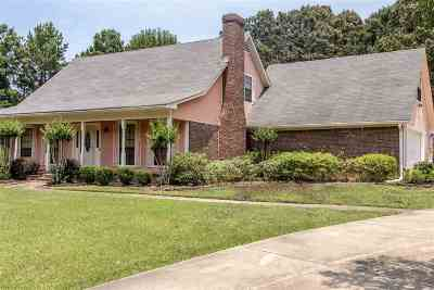 Byram Single Family Home For Sale: 5118 Rivermont Dr