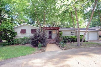 Jackson Single Family Home Contingent/Pending: 2335 Northside Dr