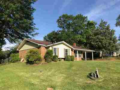 Simpson County Single Family Home For Sale: 1313 NW Frances Ave