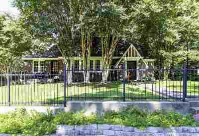 Jackson Single Family Home For Sale: 1639 St Mary Street