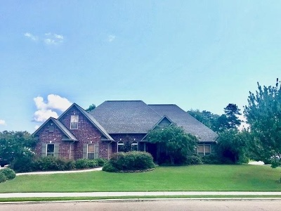 Rankin County Single Family Home For Sale: 105 Willow Crest Cir
