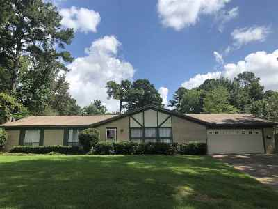 Jackson Single Family Home For Sale: 5944 Baxter Dr