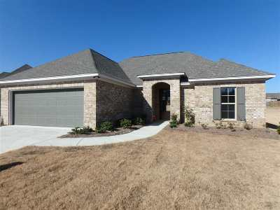 Canton Single Family Home For Sale: 125 Woodscape Dr #lot 73