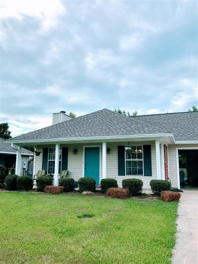 Brandon Single Family Home Contingent/Pending: 342 Swan Dr