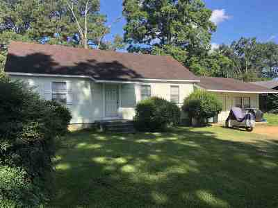 Simpson County Single Family Home Contingent/Pending: 208 SE 6th Ave