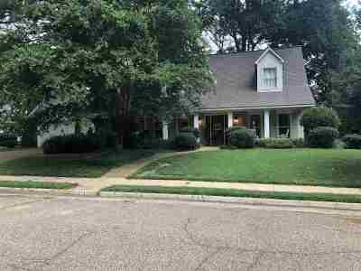 Jackson Single Family Home For Sale: 1018 Newland St