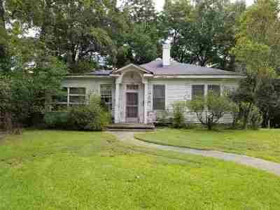 Jackson Single Family Home For Sale: 1320 St. Ann St