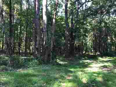 Attala County Residential Lots & Land Contingent/Pending: 1 County Road 4127