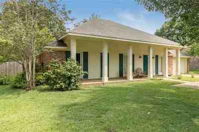 Ridgeland Single Family Home Contingent/Pending: 140 Trace Ridge Dr