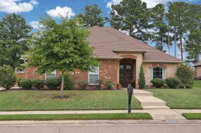 Rankin County Single Family Home For Sale: 523 Willow Valley Cir