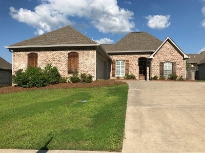Flowood Single Family Home Contingent/Pending: 275 Bellamy Ct