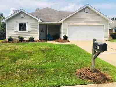 Brandon Single Family Home For Sale: 321 Swan Dr