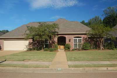 Clinton Single Family Home For Sale: 112 Arbor Ridge Dr