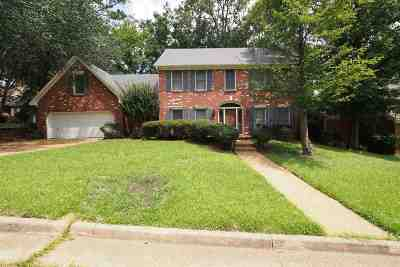 Jackson Single Family Home For Sale: 2 Dogwood Hill Dr