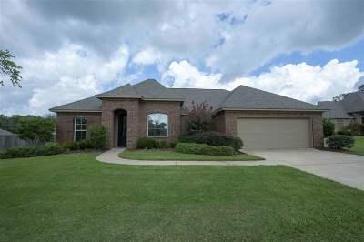 Canton Single Family Home For Sale: 103 Trailbridge Dr