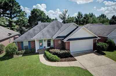 Brandon Single Family Home For Sale: 204 Laurel Oak Cv