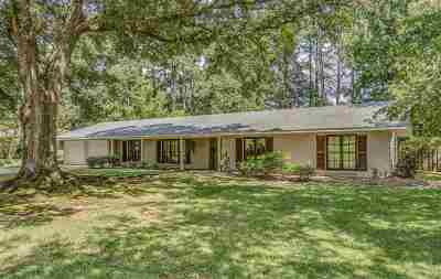 Jackson Single Family Home For Sale: 2228 Southwood Rd